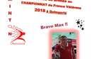 Championnat de France Vétérans 2018